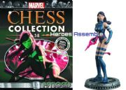Marvel Chess Collection #58 Psylocke Eaglemoss Publications